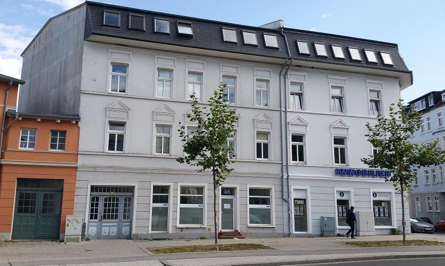 2-Zimmer-Wohnung, Eigentumswohnung Frankendamm 64 direkt in Stralsund zu verkaufen, Eigennutzung oder starkes Renditeobjekt