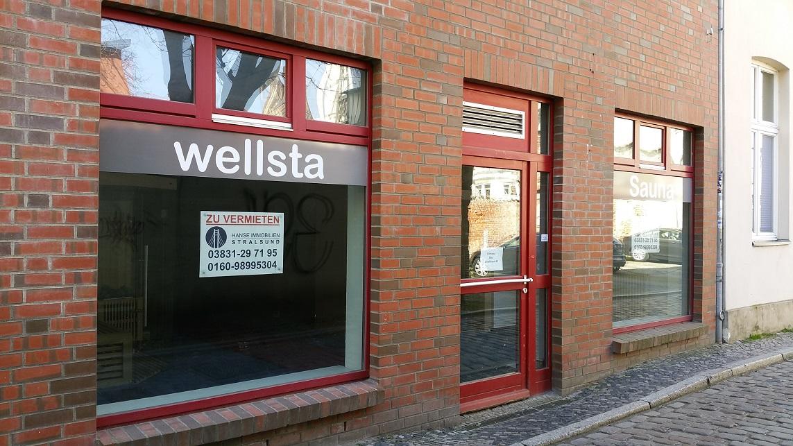 sehr große Gewerbe- / Büro- oder Praxisräume direkt in der Stralsunder Altstadt zu vermieten, 141 m² Judenstr. 1