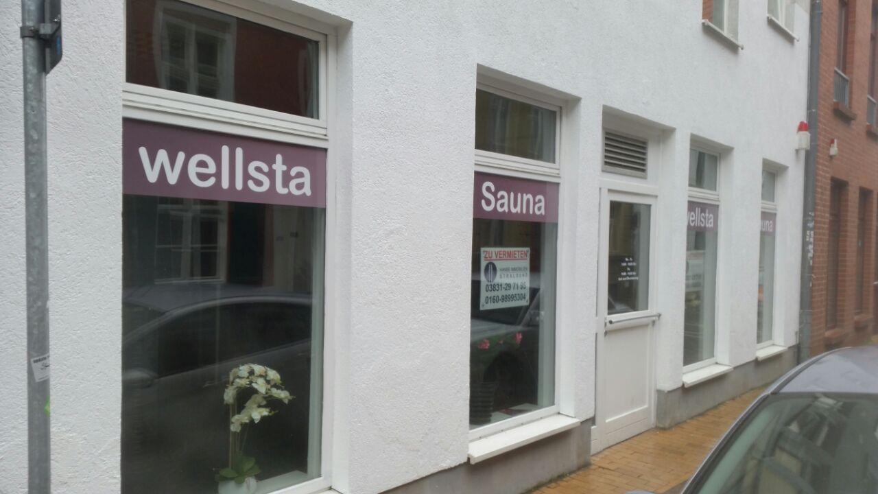 sehr große Gewerbe- / Büro- oder Praxisräume direkt in der Stralsunder Altstadt zu vermieten, 250 m² Frankenstr. 81