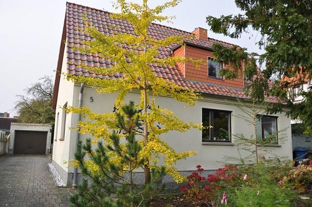 freistehendes Einfamilienhaus mit großem Grundstück in den Tribseer Wiesen zu verkaufen